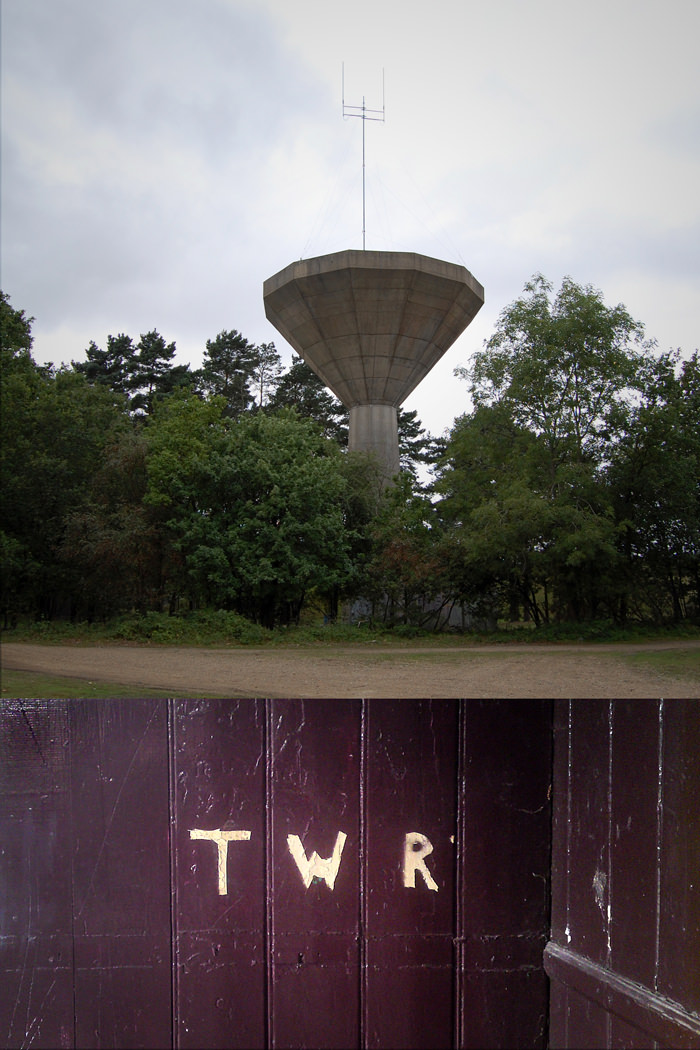 TWR by Lee Broughall