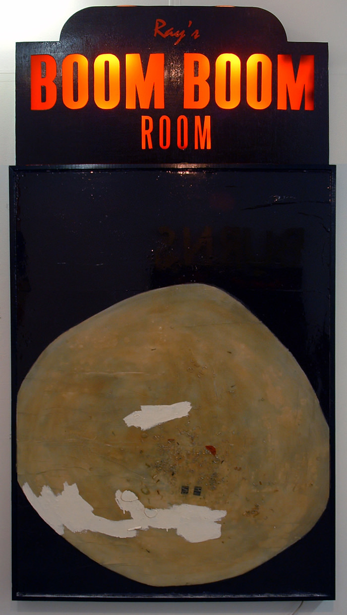[138] Boom Boom Room by Lee Broughall