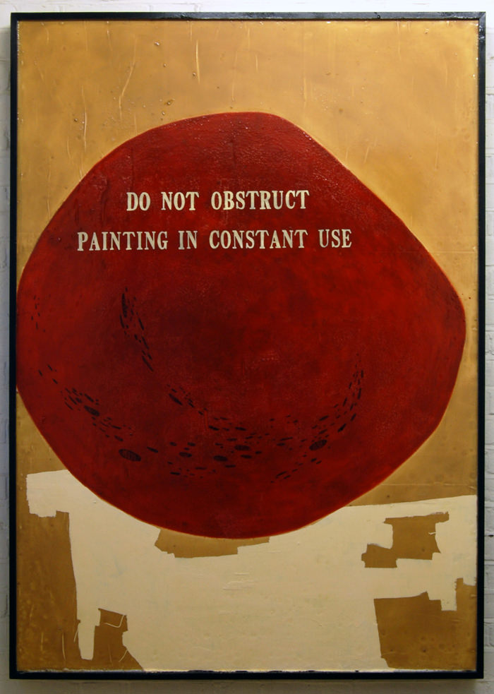 [163] Do Not Obstruct by Lee Broughall